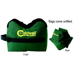 Past 248-885 Dead Shot Front & Rear Combo Bag Unfilled Green 600D Polyester
