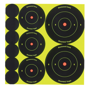 Birchwood Casey 35608 Shoot-N-C Bull''s-Eye Packs 121 Pac