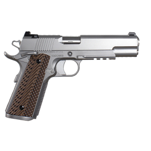 """Dan Wesson Specialist .45 ACP 8+1 5"""" 1911 in Stainless Steel - 01993"""