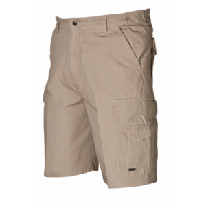 "Tru Spec 24-7 9"" Men's Tactical Shorts in Black - 40"
