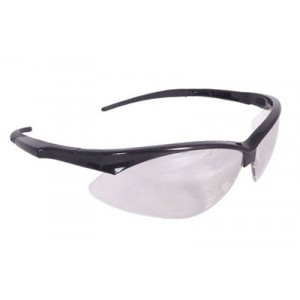 Radians Outback Glasses, Black Frame, Ice Lens, With Cord Obo190cs