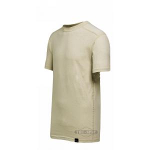 Tru Spec Baselayer Men's T-Shirt in Black - Large