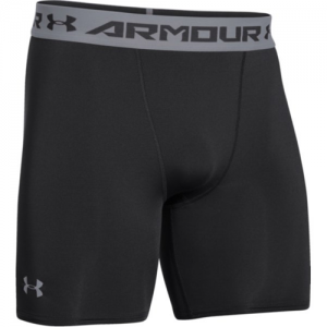 Under Armour Armour Heatgear Men's Underwear in Black/Steel - Large