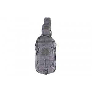 5.11 Tactical Rush MOAB 10 Waterproof Sling Backpack in Storm Grey - 56964