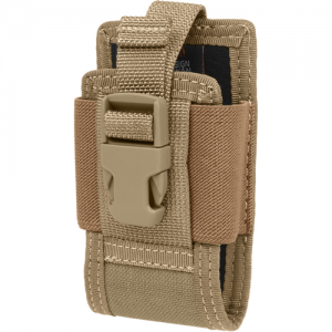 4.5' Clip-On Phone Holster Color: Khaki
