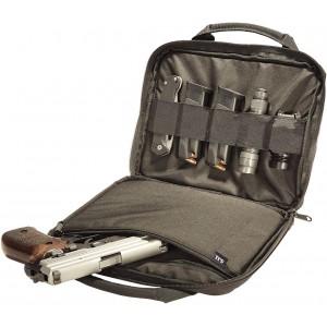5.11 Tactical Single Pistol Case Black 58724