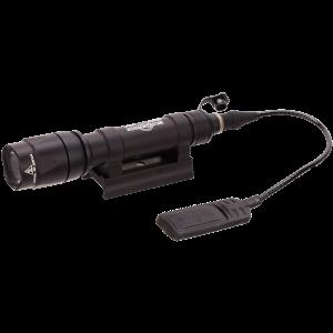 SF M620CBK M620C Scout Light LED WeaponLight 6V 200 Lumens Black w/Blue/Grn/Whit