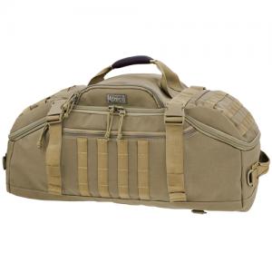Maxpedition Doppelduffel Waterproof Adventure Bag in Khaki 1000D Nylon - 0608K