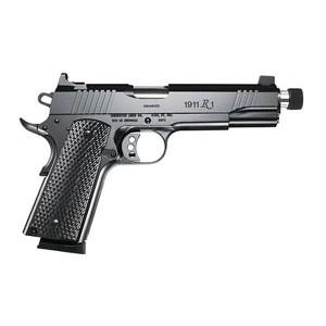 """Remington 1911 .45 ACP 7+1 5"""" 1911 in Black (R1 Enhanced) - 96339"""