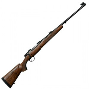 """CZ 550 American .416 Rigby 3-Round 25"""" Bolt Action Rifle in Blued - 4201"""