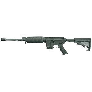 "Windham Weaponry SRC .223 Remington/5.56 NATO 10-Round 16"" Semi-Automatic Rifle in Black - R16M4FTPTNY"