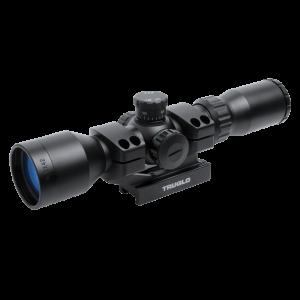 Truglo Tactical AR 3-9x42mm Riflescope in Black (Mil-Dot) - TG8539TL