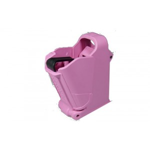 Maglula Ltd. Uplula Magazine Loader/unloader, 45 Acp, Fits 9mm-45 Acp, Pink Up60p