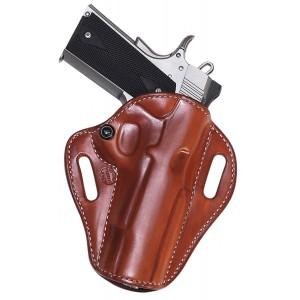 El Paso Saddlery CS26RR Crosshair Sig Full Size 220/226 Leather Russet - CS26RR