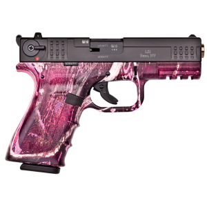 "ISSC/LSI M22 .22 Long Rifle 10+1 4"" Pistol in Muddy Girl - 111028"