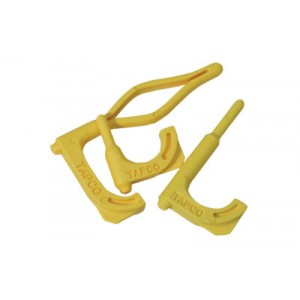 Tapco, Inc. Chamber Safety Tool, Yellow Finish, Multi-pack 16821