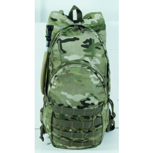 MSP-3 Expandable Hydration Packs with Universal Straps Color: Multicam