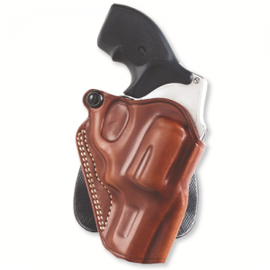 """Galco International Speed Left-Hand Paddle Holster for Colt Agent in Tan (2"""") - SPD119"""