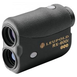 Leupold & Stevens RX 600i 6x Monocular Rangefinder in Matte - 115265