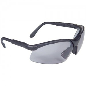Radians Anti Fog Glasses w/5 Position Ratchet Temples RV0120CS