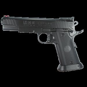 """Bersa MAC 3011 .45 ACP 14+1 5"""" Pistol in Steel (SSD) - M30SD45C"""