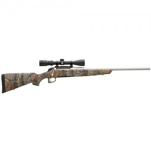 """Remington Model 770 .270 Winchester 4-Round 22"""" Bolt Action Rifle in Stainless Steel - 85655"""