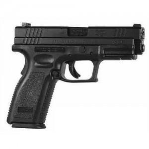 """Springfield XD Service .40 S&W 12+1 4"""" Pistol in Black - XD9502HCSP06"""