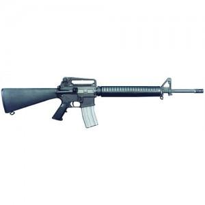 "Bushmaster XM-15 Target .223 Remington/5.56 NATO 30-Round 20"" Semi-Automatic Rifle in Black - 90325"