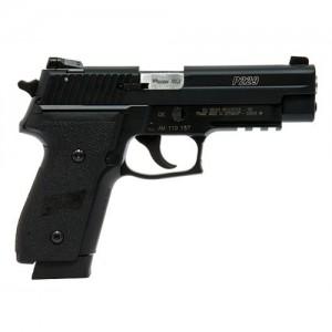 "Sig Sauer P229 Compact .22 Long Rifle 10+1 3.9"" Pistol in Black Nitron (Decocker) - 229R22BAS"