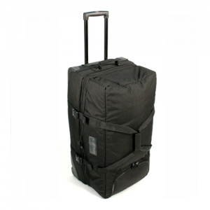 Blackhawk A.L.E.R.T. Rolling Gear Bag in Black 1000D Nylon - 20LO04BK