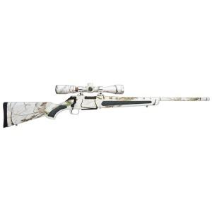 "Thompson Center Venture Predator Snow .204 Ruger 3-Round 22"" Bolt Action Rifle in Snow - 5360"