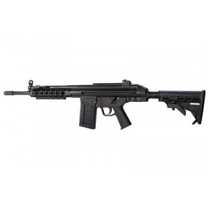 "PTR91 PTR-91 KFM4R .308 Winchester 20-Round 16"" Semi-Automatic Rifle in Black - PTR104"