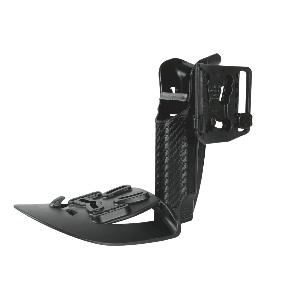 "Blackhawk Serpa CQC Right-Hand Multi Holster for Beretta 92, 96 in Black (5"") - 410004BKR"
