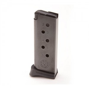 Ruger .380 ACP 6-Round Steel Magazine for Ruger LCP - 90333
