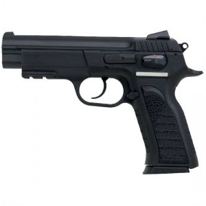 "EAA Witness .40 S&W 15+1 4.5"" Pistol in Blued (Full) - 999103"