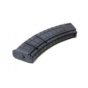 Pro Mag Industries Inc 40 Round AK-47 Replacement Magazine 7.62mmX39mm Black Finish AKA18
