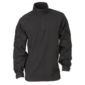5.11 Tactical Rapid Assault Men's Long Sleeve Shirt in Black - Large