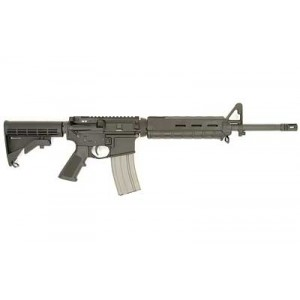 "Bravo Company MOD 0 .223 Remington/5.56 NATO 30-Round 16"" Semi-Automatic Rifle in Black - 760-121"