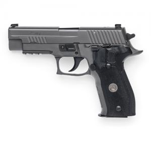 """Sig Sauer P226 Full Size Legion .357 Sig Sauer 10+1 4.4"""" Pistol in Legion Grey PVD Alloy (X-RAY3 Day/Night Sights) - 226R357LEGION"""