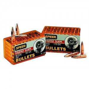 Speer 30 Cal 165 Grain Grand Slam Protected Point 50/Box 2038