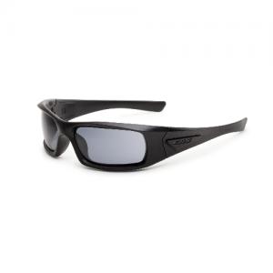 5B (Black Frame/ Smoke Gray Lenses) - Black frame with 2.2mm Smoke Gray Lenses, zippered hard case & microfiber cleaning pouch