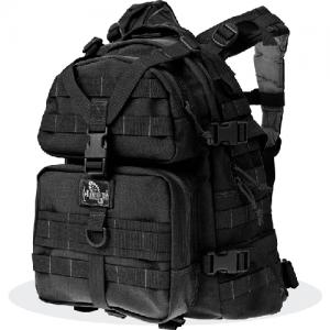 Maxpedition Condor-II Waterproof Backpack in Black 1000D Nylone - 0512B