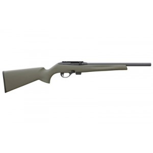 """Remington 597 .22 Long Rifle 10-Round 16.5"""" Semi-Automatic Rifle in Blued - 80877"""