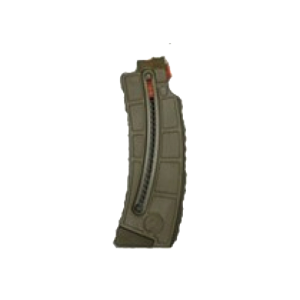 S&W 199290000 Magazine M&P 15-22 22LR Packaged 25rd Poly Flat Dark Earth Finish