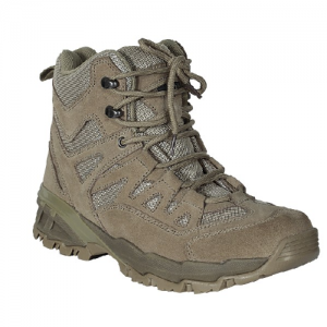 6  Tactical Boot Color: Khaki Tan Size: 10 Wide