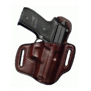 Don Hume H721ot Holster, Fits Glock 19/23/32, Right Hand, Brown Leather J336058r - J336058R