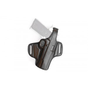 "Tagua Bh1 Thumb Break Belt Holster, Fits Colt Govt 5"", Right Hand, Black Bh1-200 - BH1-200"