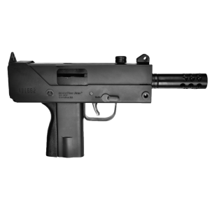 "Masterpiece Arms Defender Top Cocking .45 ACP 1+1 6"" Pistol in Black - MPA10TCA"
