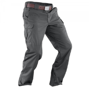 5.11 Tactical Stryke with Flex-Tac Men's Tactical Pants in Storm - 42x32