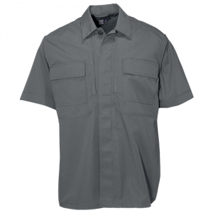 5.11 Tactical TDU Men's Uniform Shirt in Storm - Large